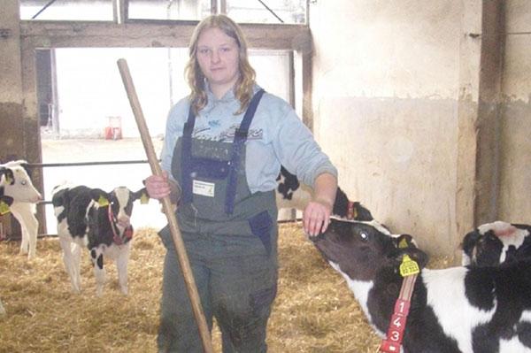 Tierwirtin Agragenossenschaft Liebenau